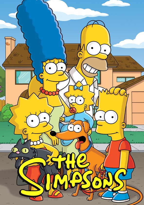 The Simpsons Watch Tv Show Streaming Online