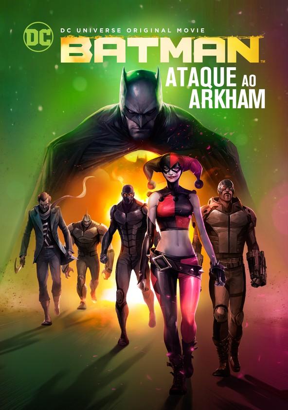 Batman: Ataque ao Arkham