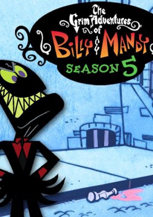 the grim adventures of billy and mandy season download