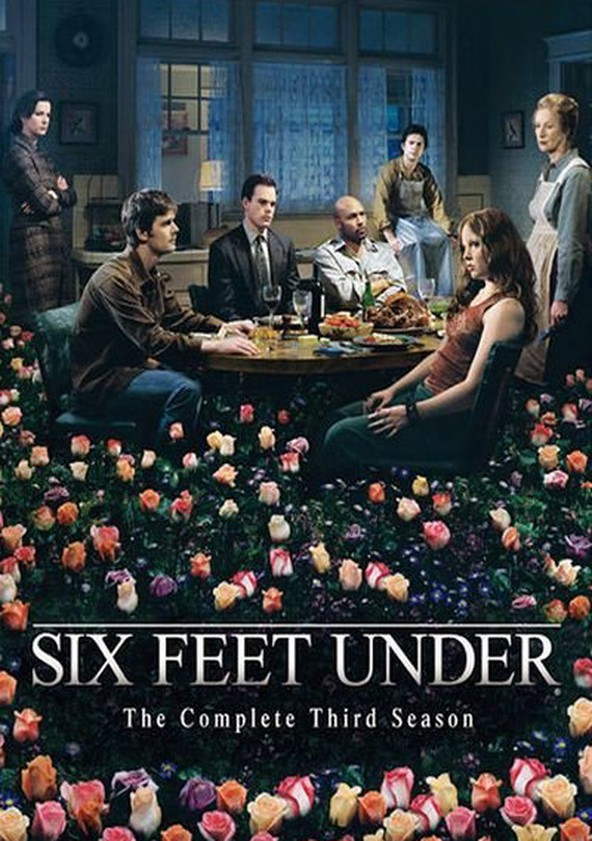 Six Feet Under Season 3 poster