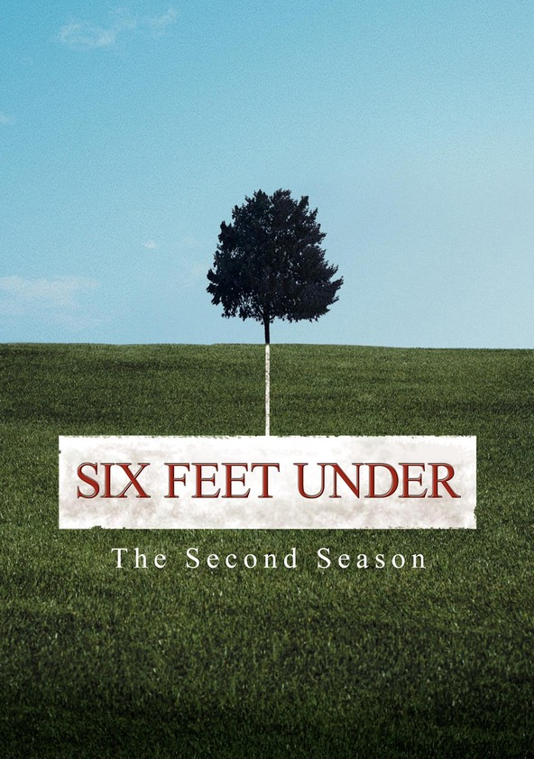 Six Feet Under Season 2 poster