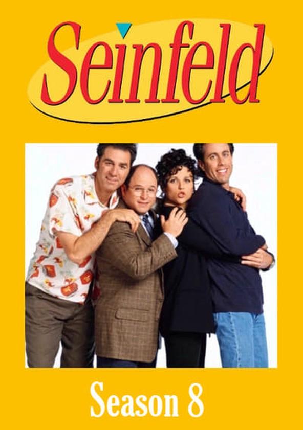 Seinfeld Season 8 poster