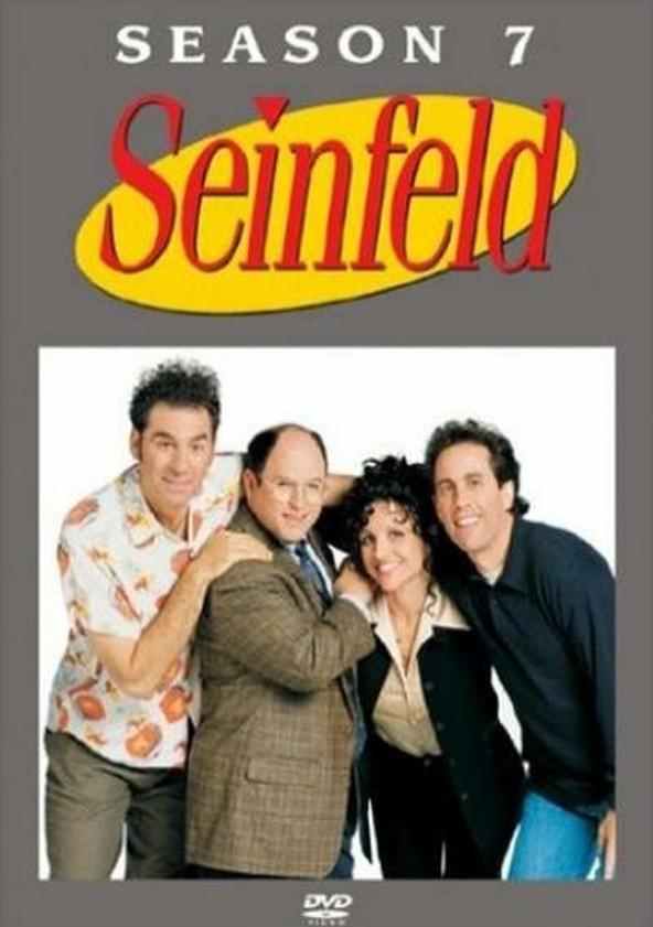 Seinfeld Season 7 poster