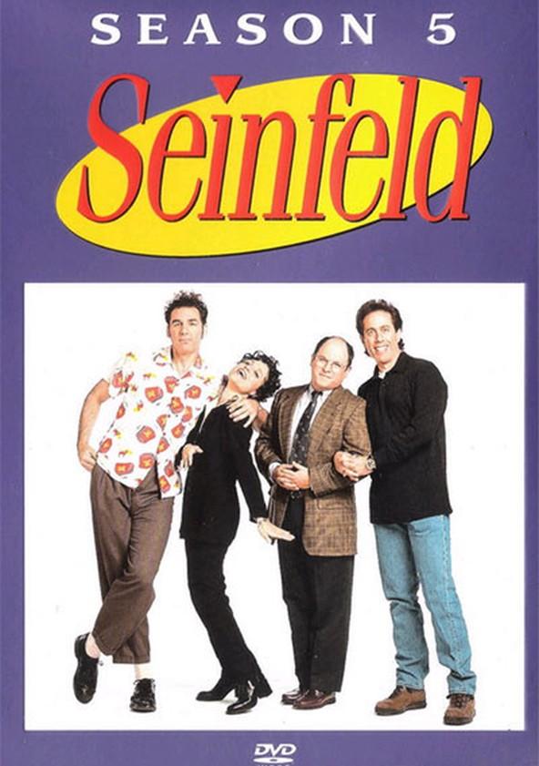 Seinfeld Season 5 poster