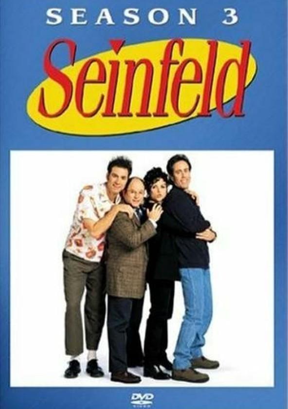 Seinfeld Season 3 poster