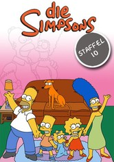 Die Simpsons Staffel 10