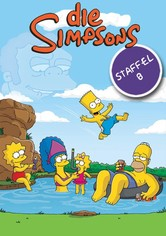 Die Simpsons Staffel 8