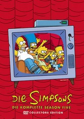 Die Simpsons Staffel 5