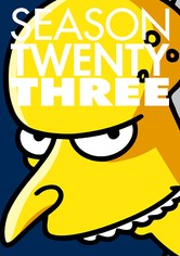 Die Simpsons Staffel 23