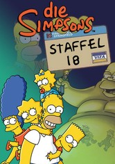 Die Simpsons Staffel 18