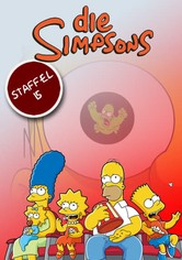 Die Simpsons Staffel 15