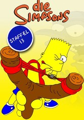 Die Simpsons Staffel 13