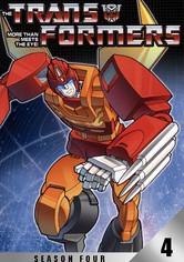 The Transformers Season 4