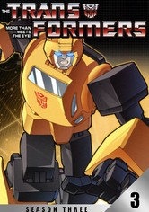 The Transformers Season 3