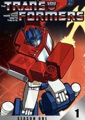 The Transformers Season 1