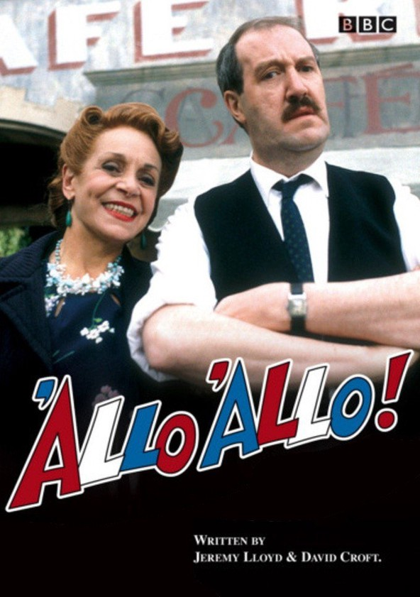 'Allo 'Allo! - watch tv series streaming online