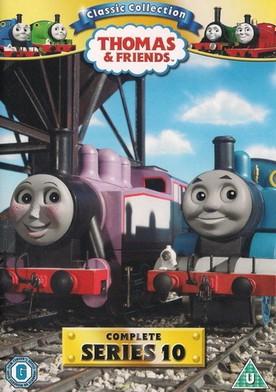 Thomas a gőzmozdony