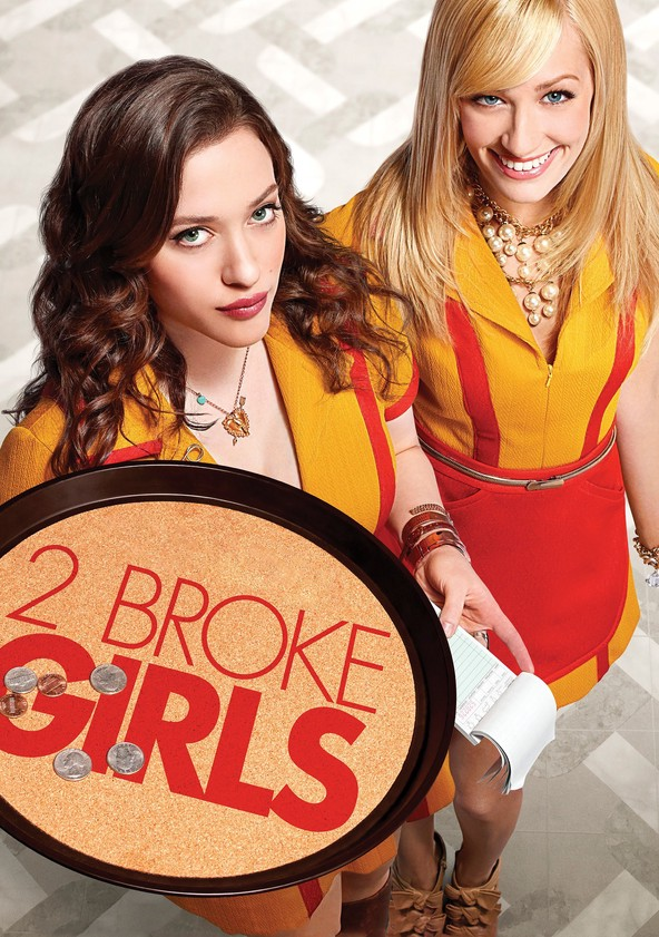 Dos chicas sin blanca poster