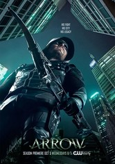 Arrow Stagione 5