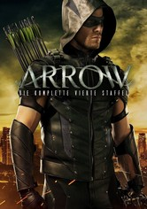 Arrow Staffel 4