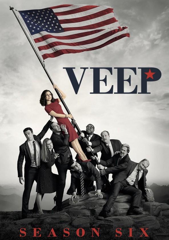 Veep Season 6 poster