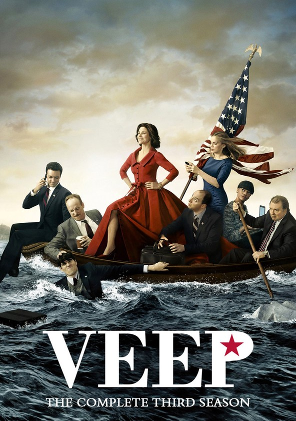 Veep Season 3 poster