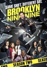 Brooklyn Nine-Nine 2.ª Temporada