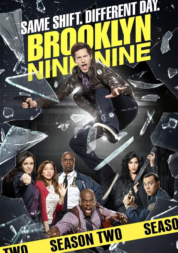 Brooklyn Nine-Nine Season 2 poster