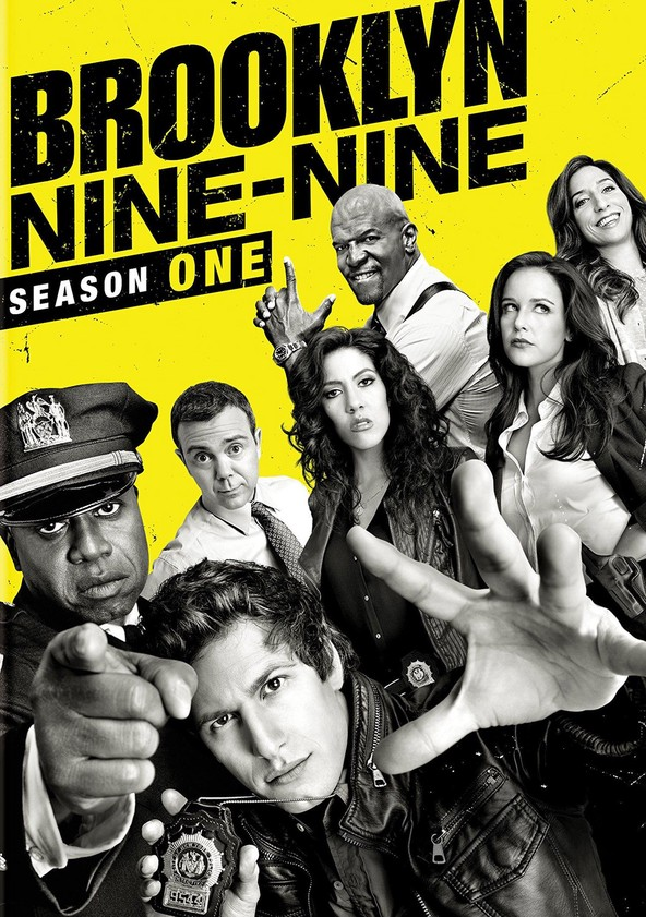 Brooklyn Nine-Nine Season 1 poster