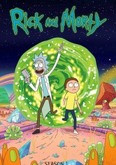Rick and Morty Staffel 1