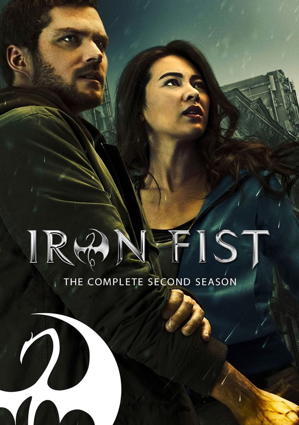 Marvel's Iron Fist Season 2 poster