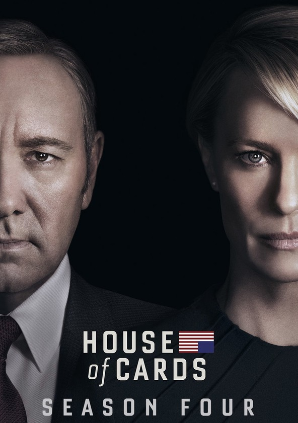 House of Cards Temporada 4 poster