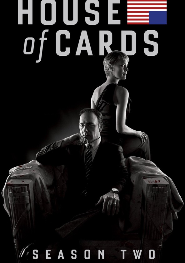 House of Cards Temporada 2 poster