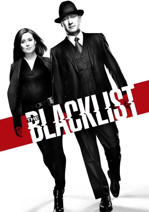 Blacklist poster