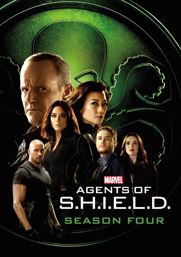 Marvel's Agents of S.H.I.E.L.D. Season 4 poster