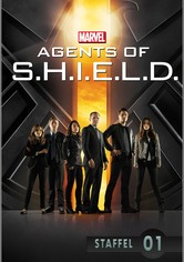 Marvel's Agents of S.H.I.E.L.D. Staffel 1