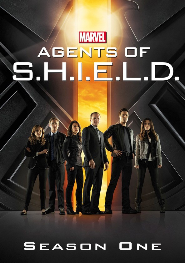 Marvel's Agents of S.H.I.E.L.D. Season 1 poster