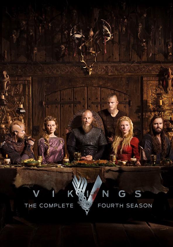 Vikings Staffel 4 poster