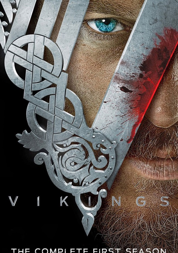Vikings Stagione 1 poster