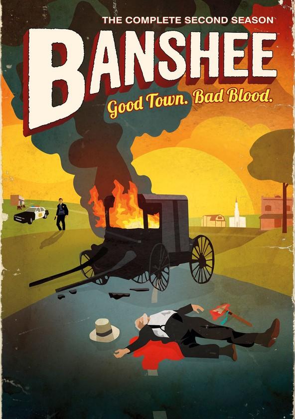 Banshee: La città del male