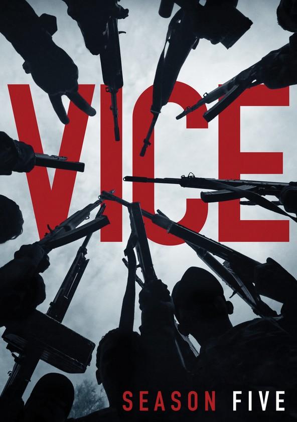 VICE Season 5 poster