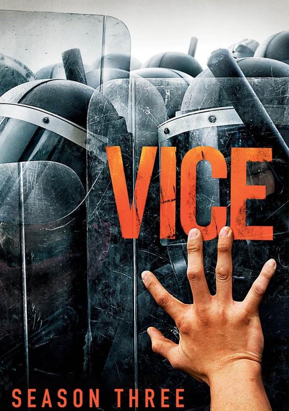 VICE Season 3 poster