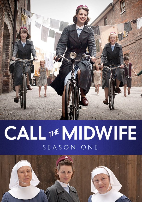 Call the Midwife Series 1 poster