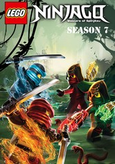 LEGO Ninjago: Masters of Spinjitzu Season 7