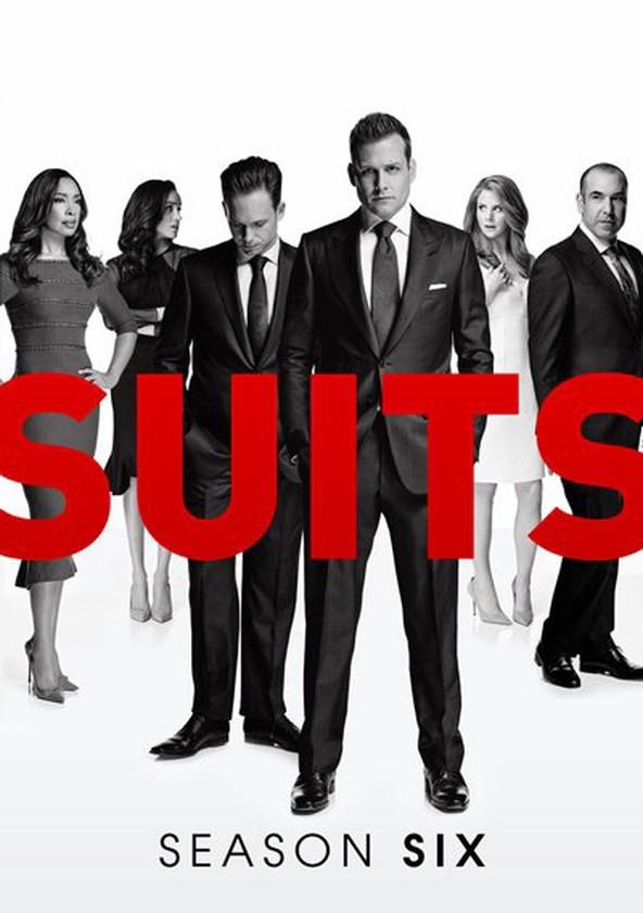 Suits Season 6 poster