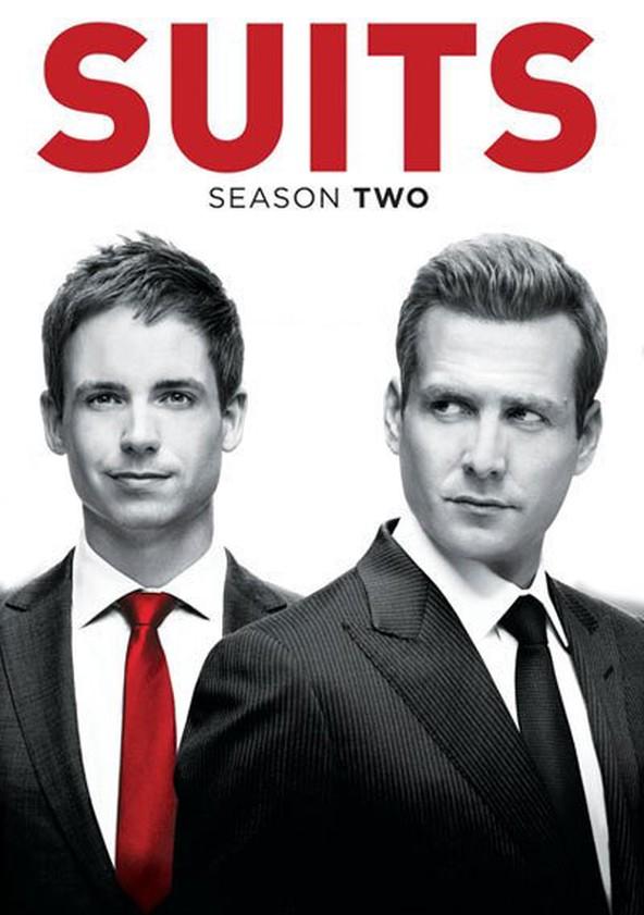 Suits Season 2 poster