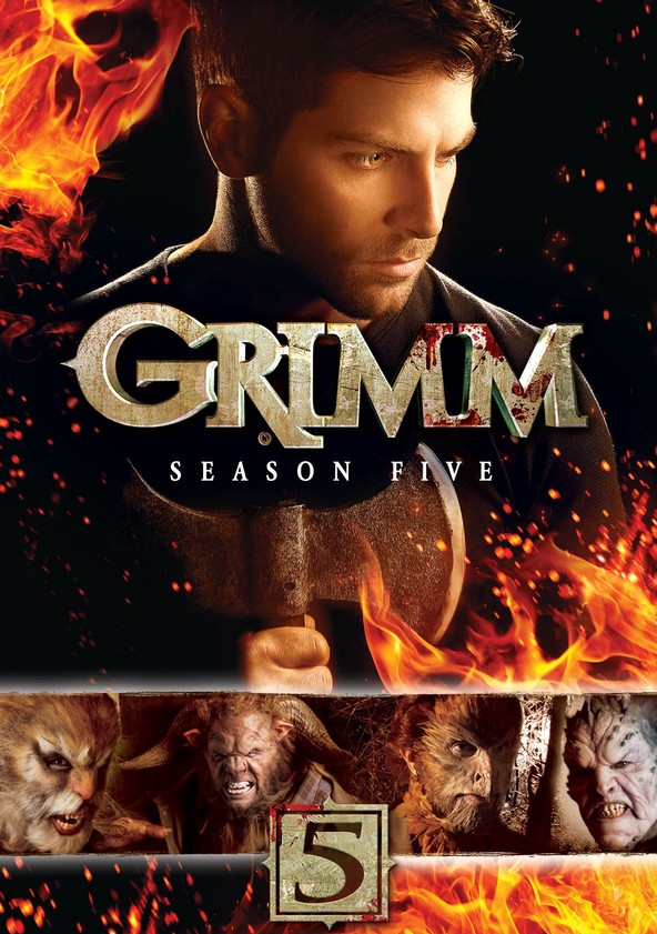 Grimm Season 5 poster