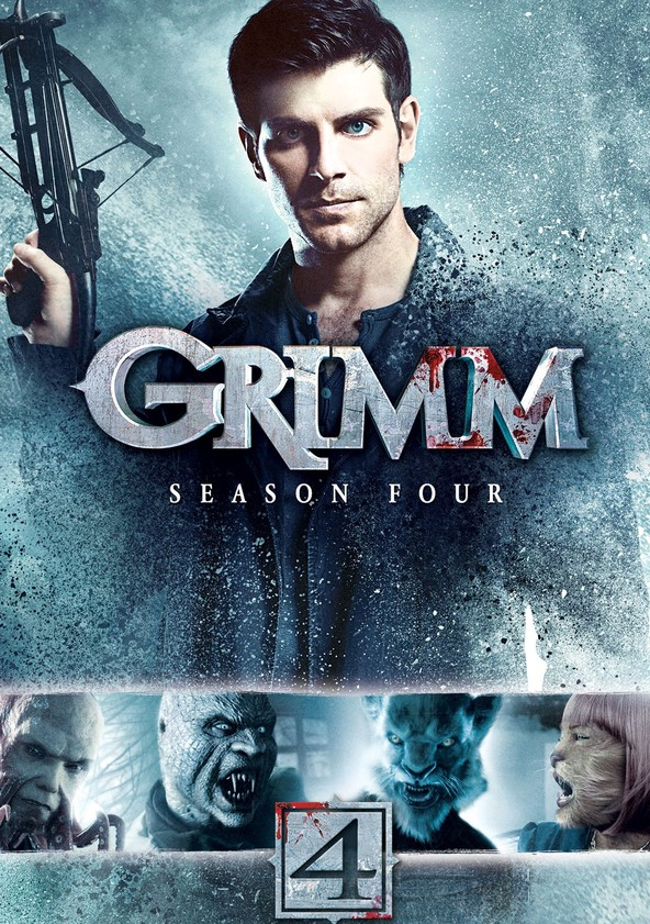 Grimm Season 4 poster