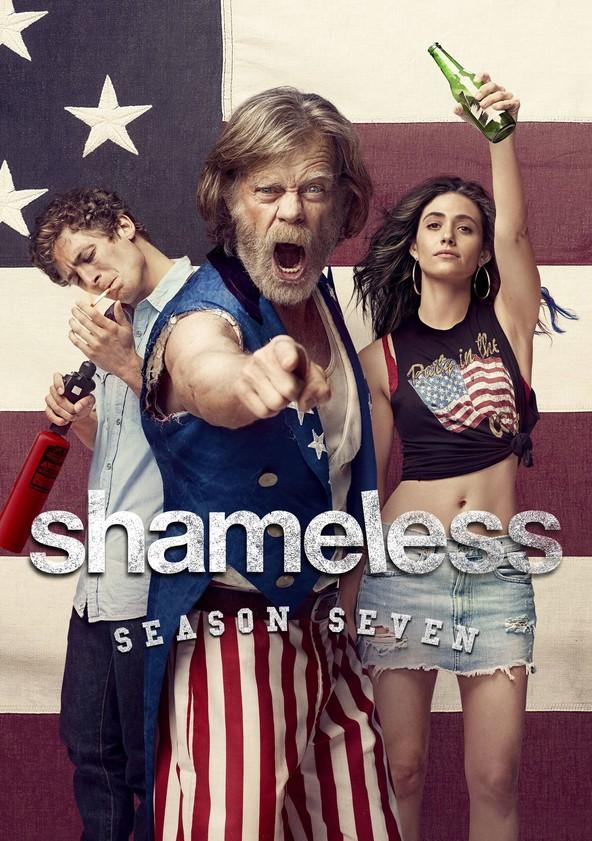 Shameless - Nicht ganz nüchtern Staffel 7 poster