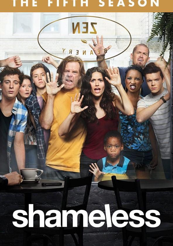 Shameless - Nicht ganz nüchtern Staffel 5 poster